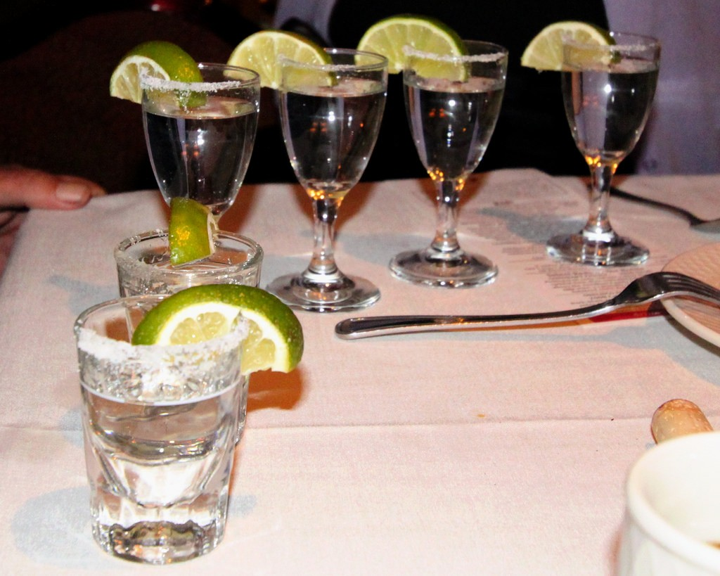 Tequila shot | © Prayitno / Flickr