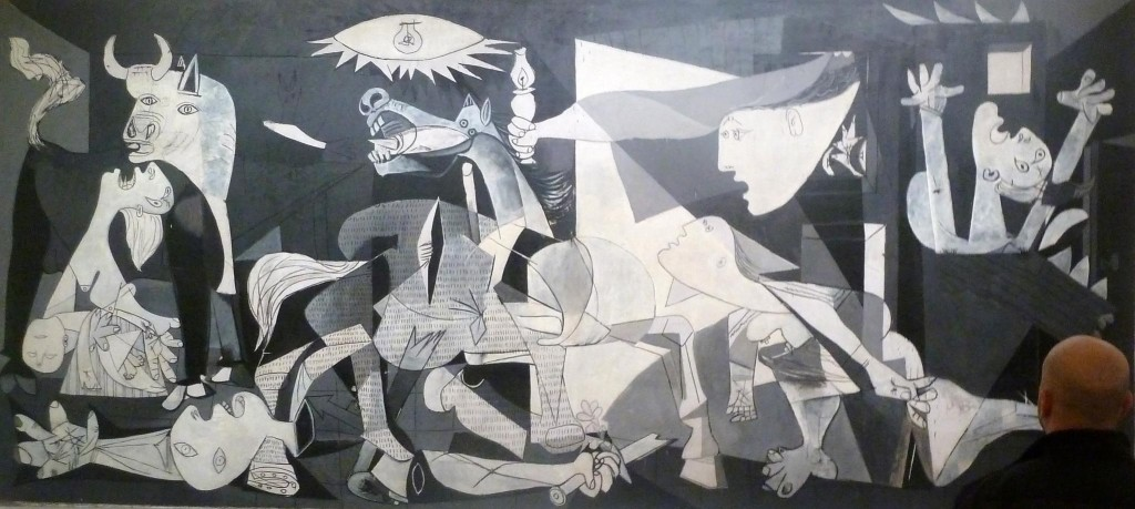 Guernica by Picasso | © Citizen 59/Flickr