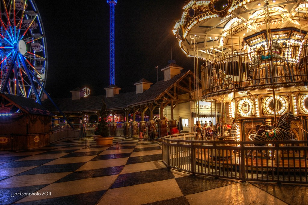 Kemah Boardwalk | © Jerald Jackson/Flickr