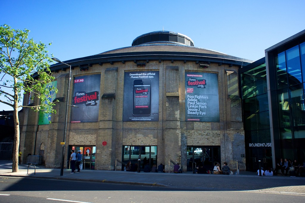 The Roundhouse | © Paul Hudson / Flickr