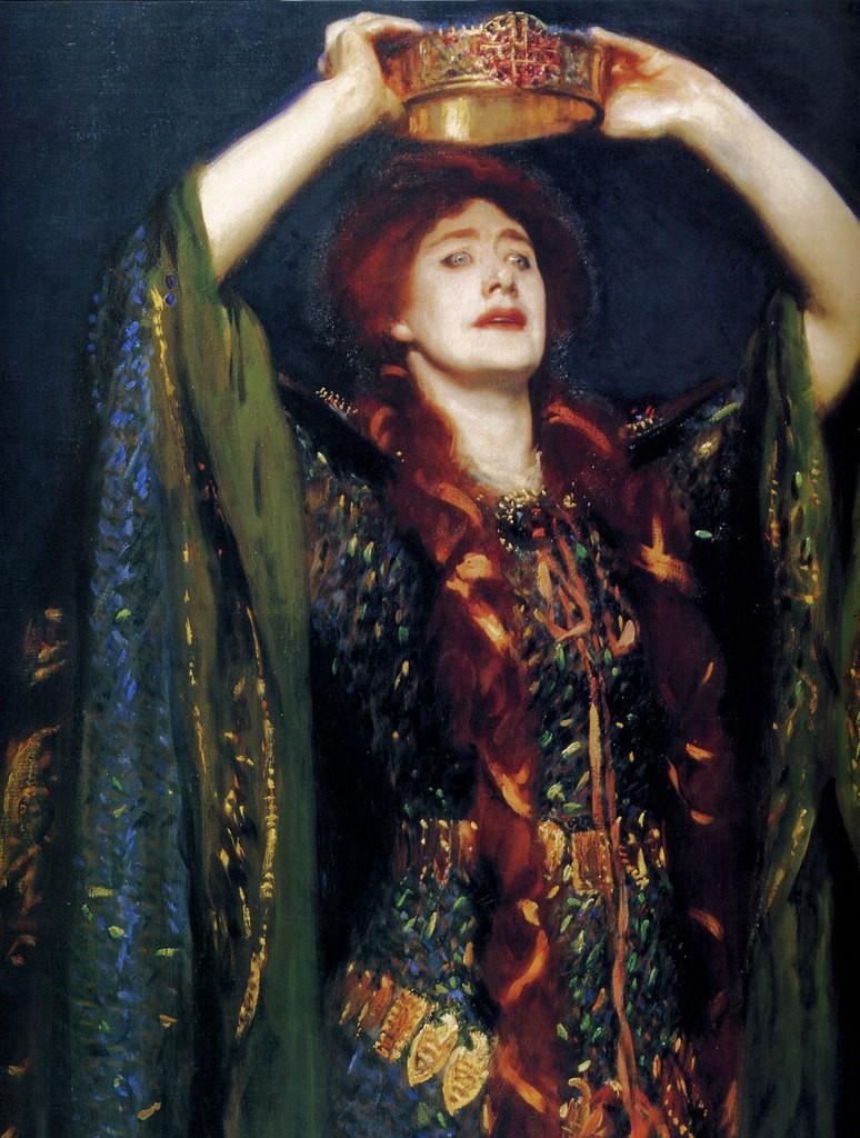 Lady Macbeth /Flickr