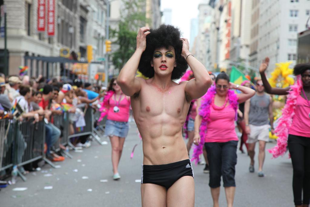 New York Gay Pride | © Sasha Kargaltsev/Flickr