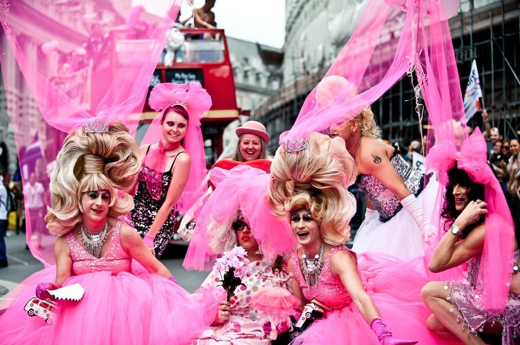 Pride in London (2011) | © Colm Howard-Lloyd / Flickr