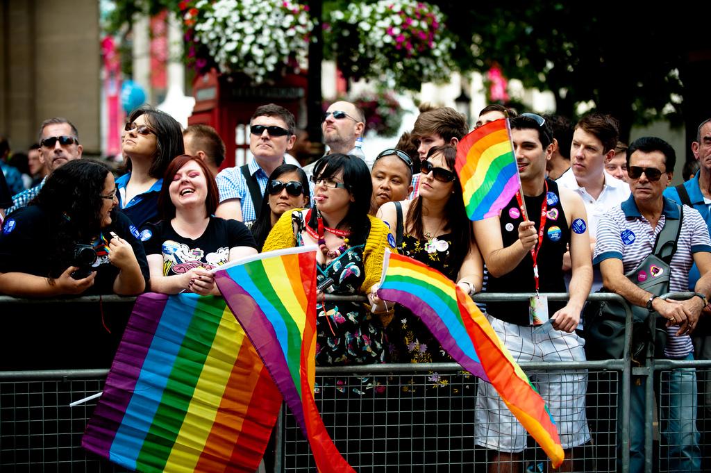 Pride in London 2011 | © Colm Howard-Lloyd / Flickr