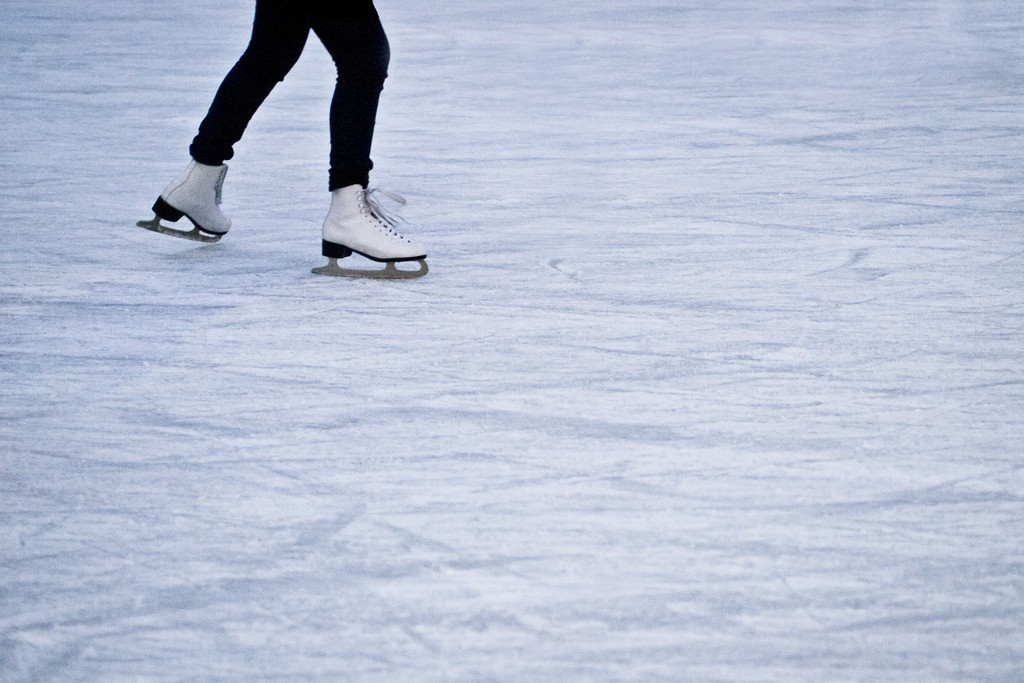 Ice Skate | © Benson Kua/Flickr