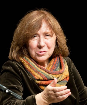 Svetlana Alexievich (2013) | ©Elke Wetzig / Wikimedia Commons
