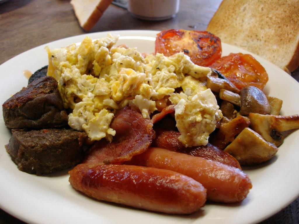 Irish Breakfast | © Martijn van Exel/Flickr