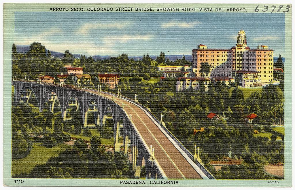 Colorado St. Bridge © Flickr/ Boston Public Library