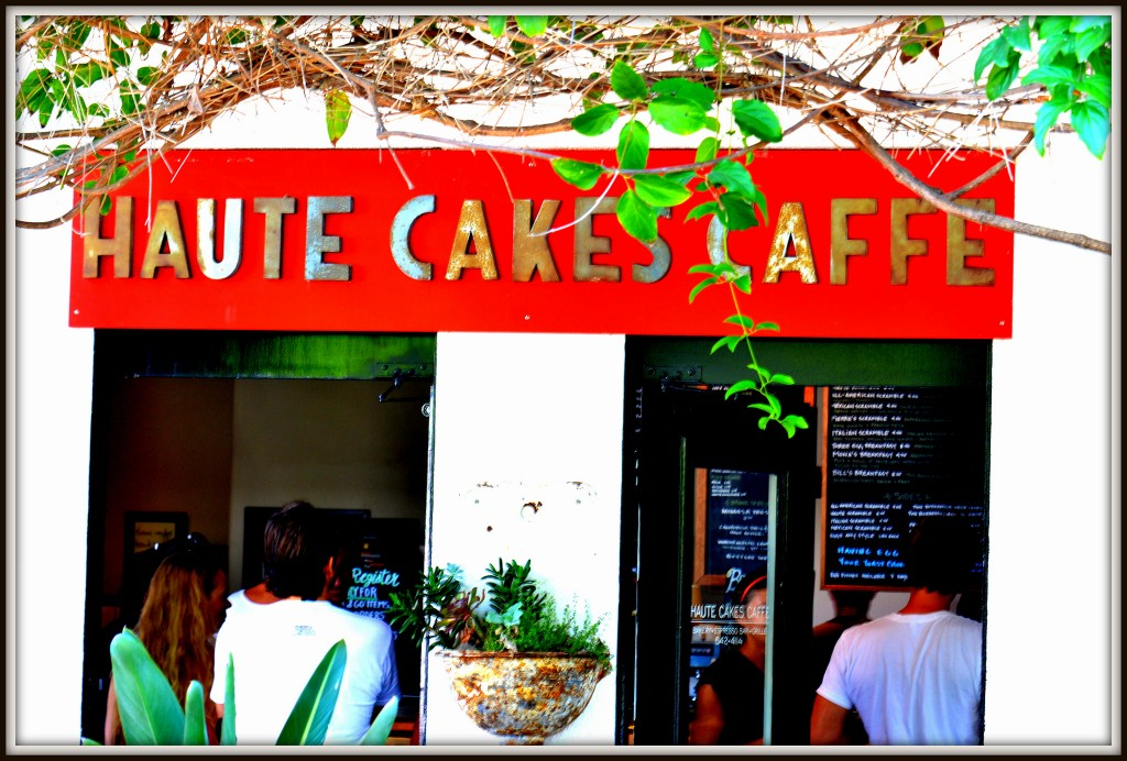 Haute Cakes Caffe | © Tracie Hall/Flickr