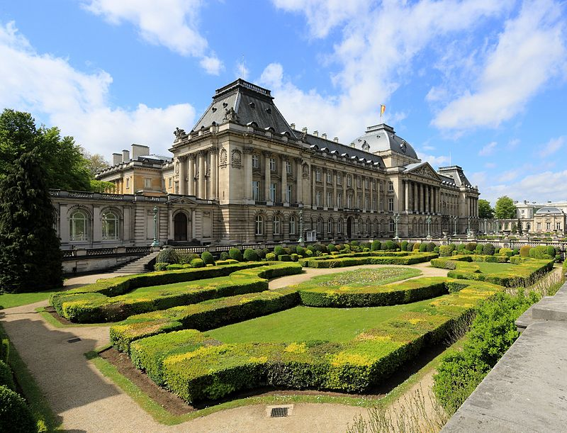 The Royal Palace from the northeastern corner   WikiCommons
