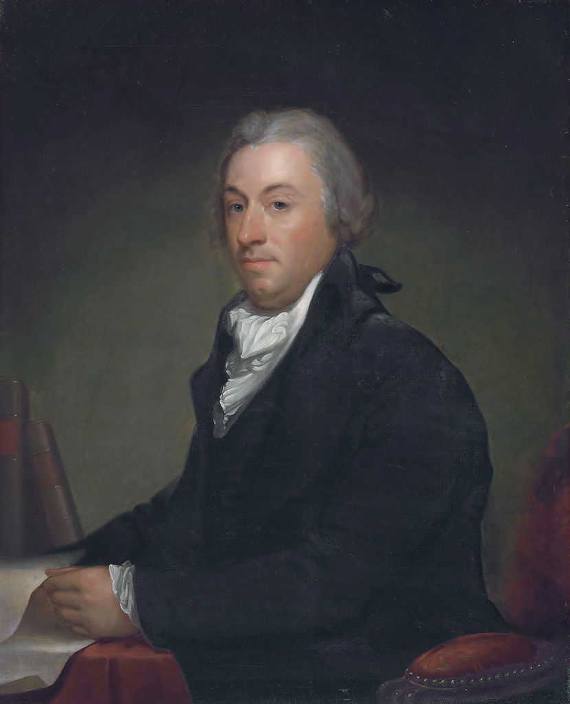 Robert R Livingston, attributed to Gilbert Stuart (1755-1828) | © Gilbert Stuart/WikiCommons