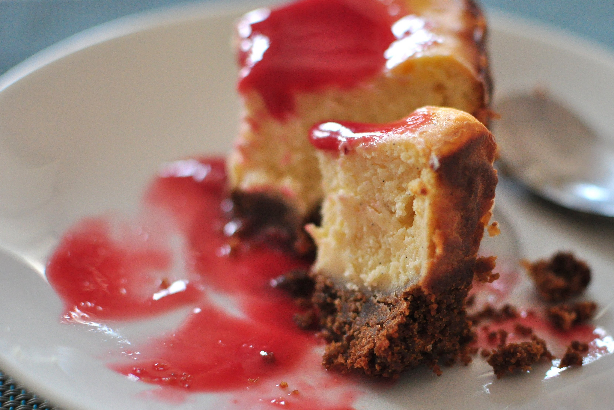 Cheesecake | © Frédérique Voisin-Demery/Flickr