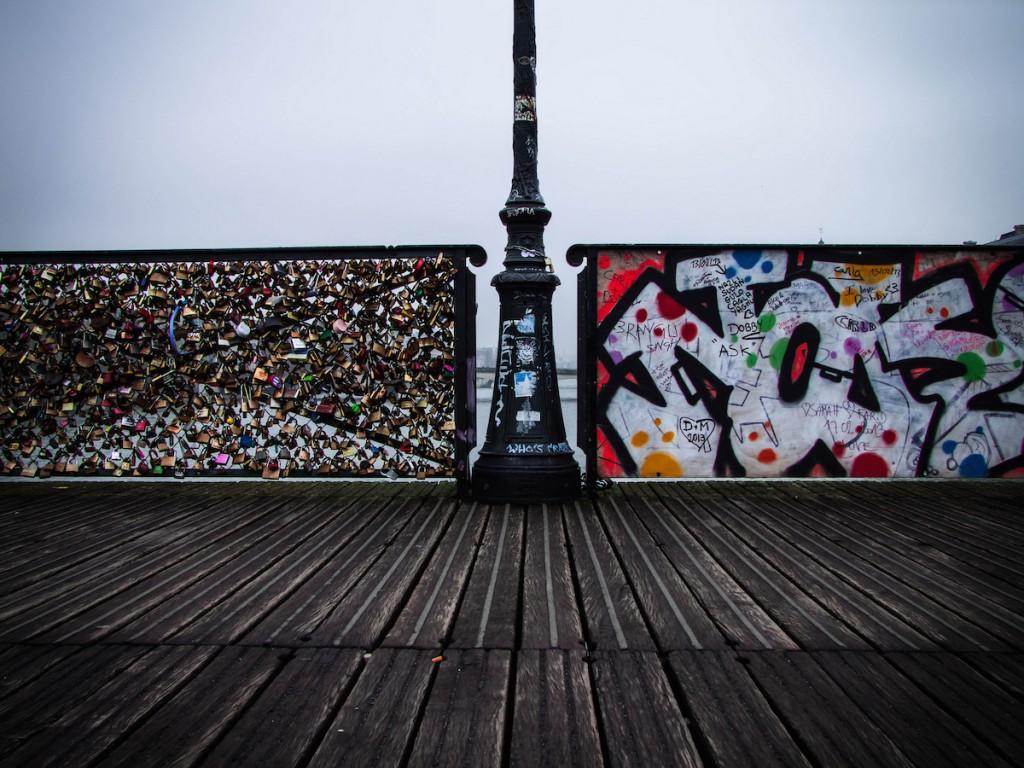 Pont des Arts | © Anthony V./Flickr