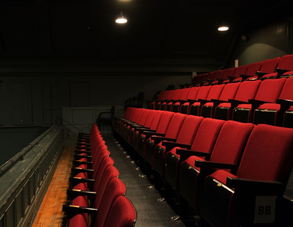 Theater | © Kayla-Jane Barrie/Flickr