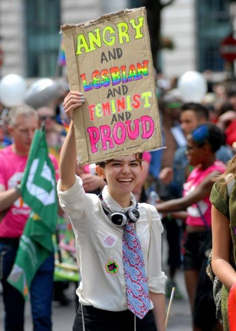 Pride In London 2013 |© Adrian Snood / Flickr