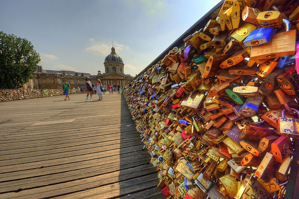 Pont des Arts | © Claude Attard/Flickr