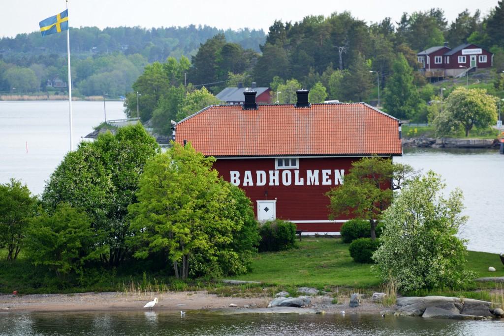 The island of Badholmen in Oskarshamn, Sweden, Europe | Harvey Barrison/Flickr