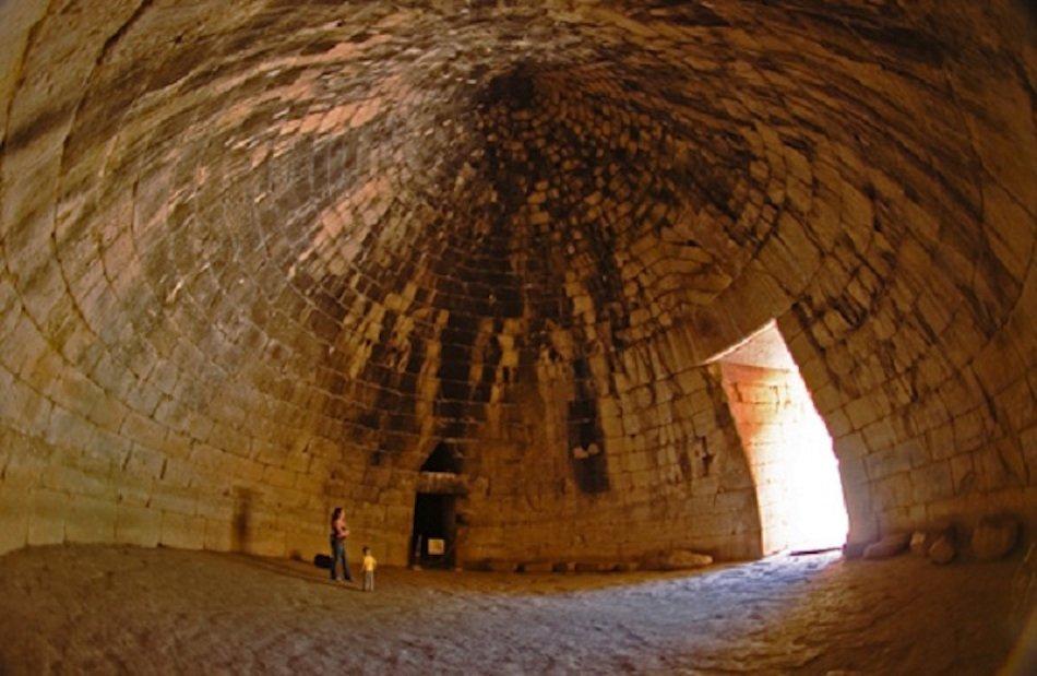 Mycenae   © William Allen, Image Historian/Flickr