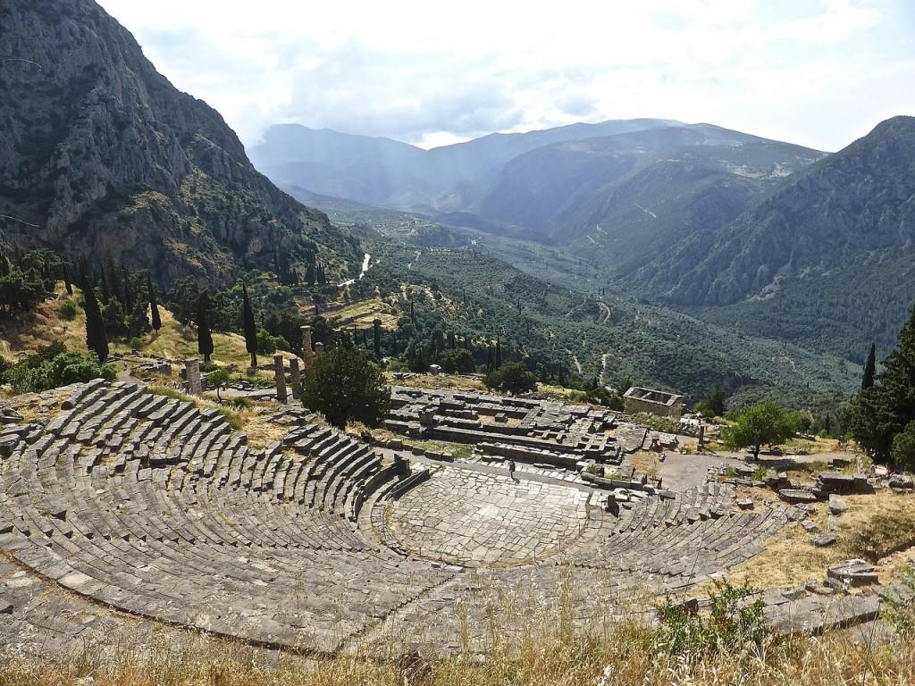 Delphi   © MemoryCatcher/Pixabay