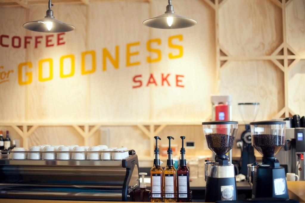 Inside Apanas Coffee & Beer | Courtesy of Apanas Coffee & Beer