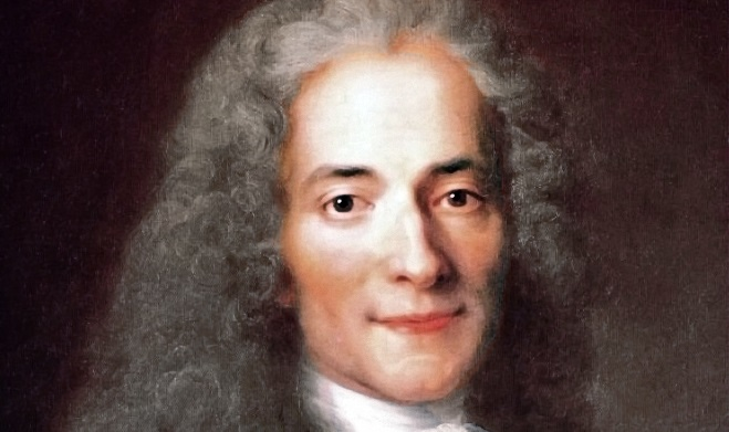 Voltaire at the age of 24|©Wikimedia Commons