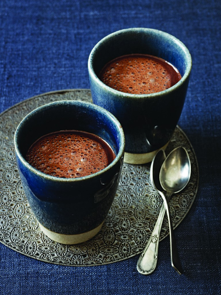 Aztec Hot Chocolate | Courtesy of Paul A Young