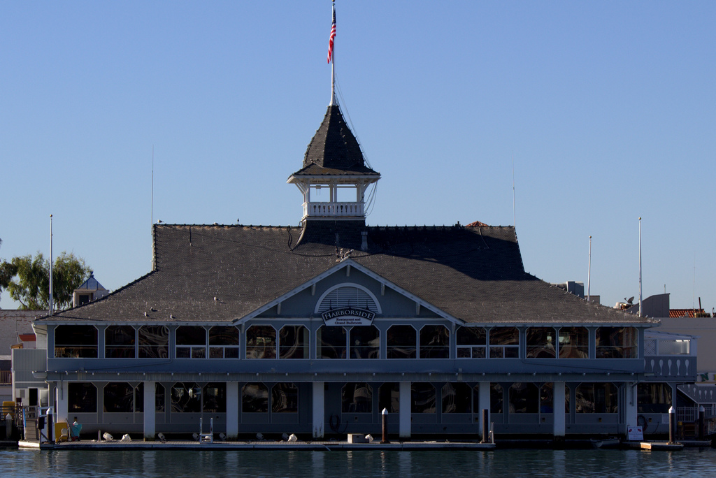 Balboa Harborside | © Rob Faulkner/Flickr