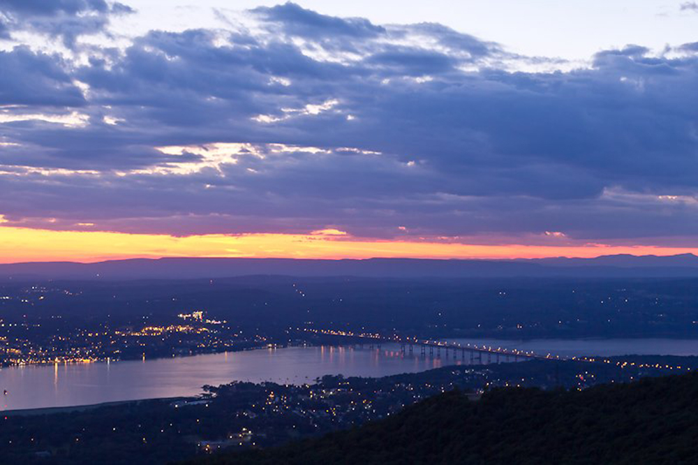 View from Mount Beacon with City of Beacon in Foreground | © Robert Rodriguez, Jr.