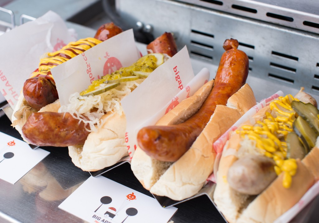 Big Apple Hot Dogs | Courtesy of Big Apple Hot Dogs