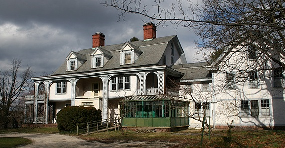 Cedarmere - Home of WC Bryant | © Ryssby/WikiCommons