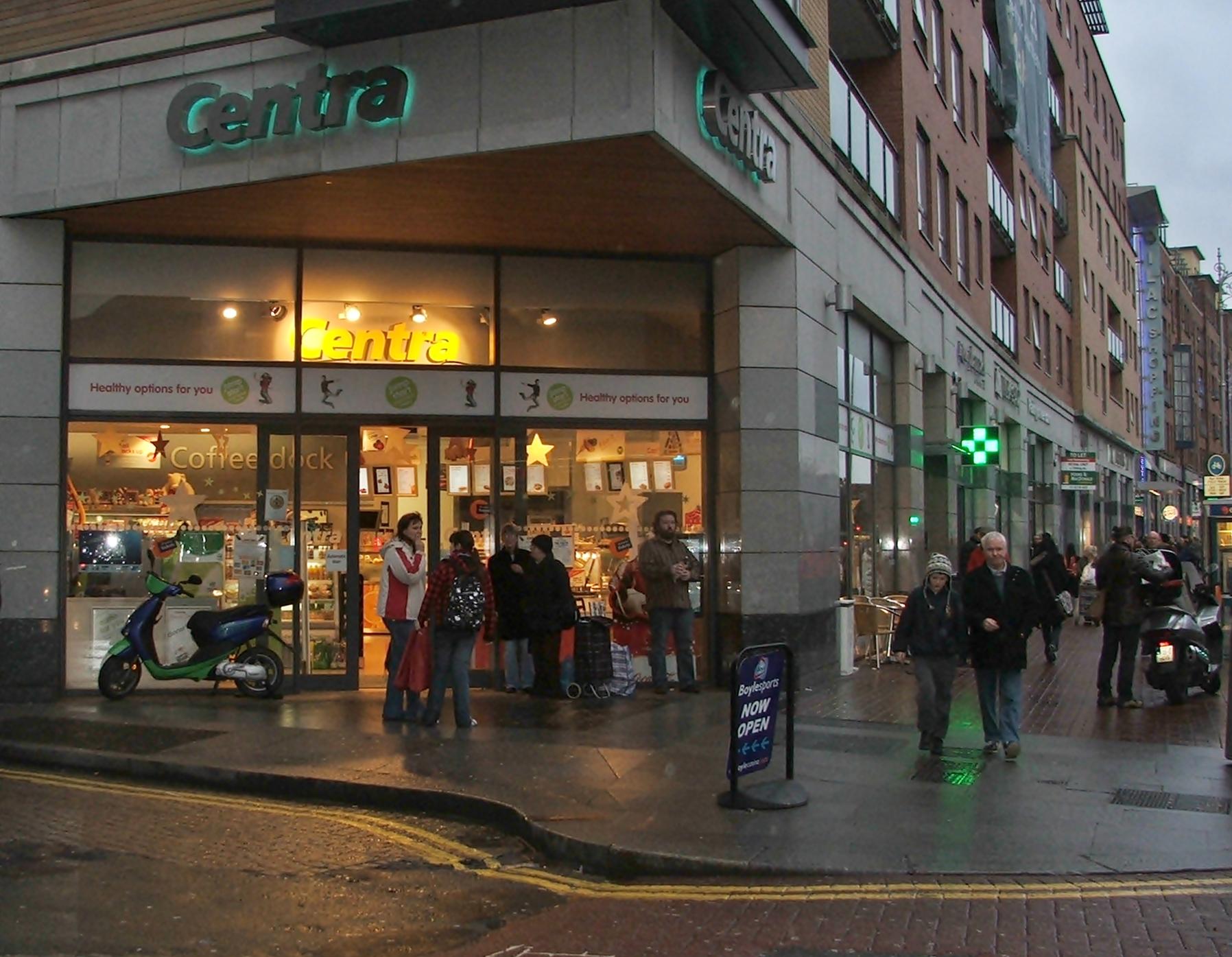 Centra on Parnell Street, Dublin | © Jaqian / WikiCommons