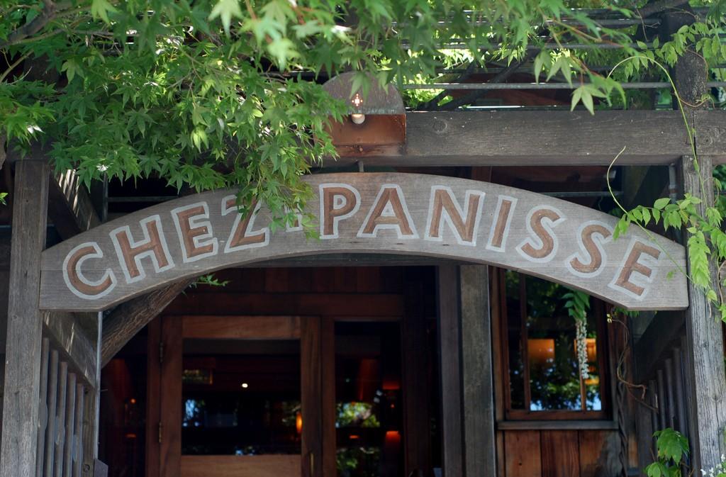 Chez Panisse © Brooke Raymond/Flickr