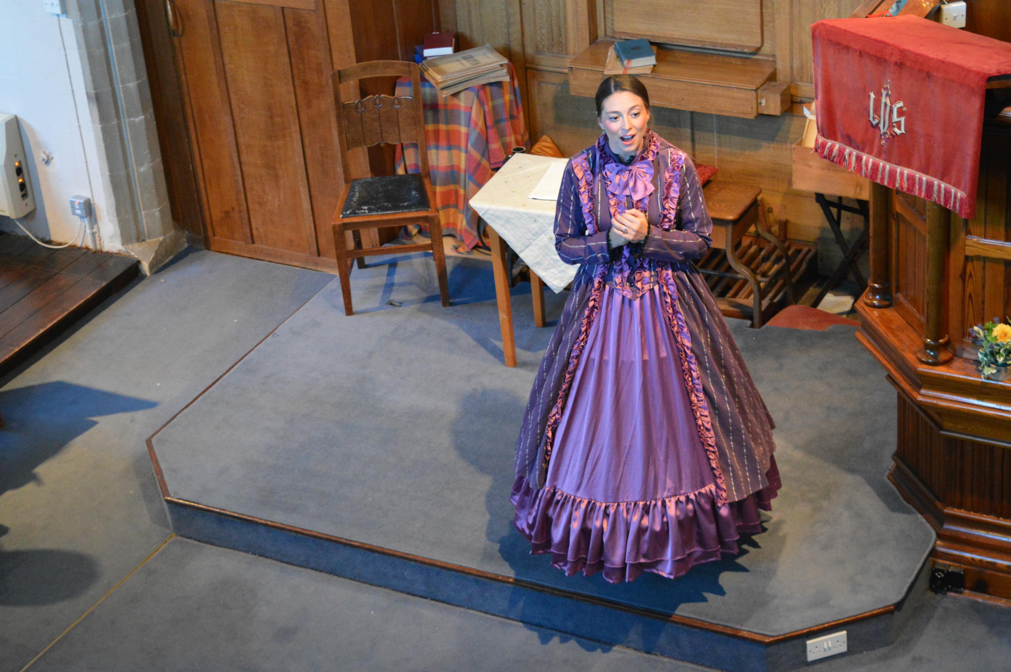 Lorina Liddell | Courtesy of Oxford Music Theatre