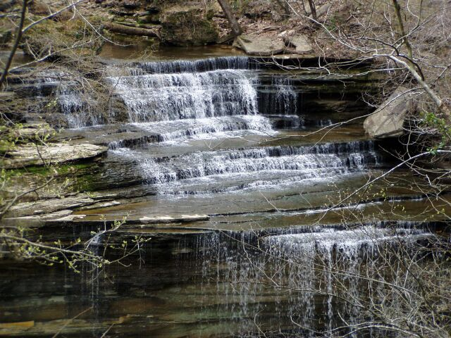 Clifty Falls State Park | © Chris Light/Flickr