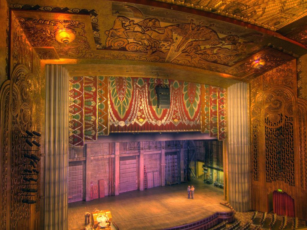 Amazing Art Deco Gems In Oakland California