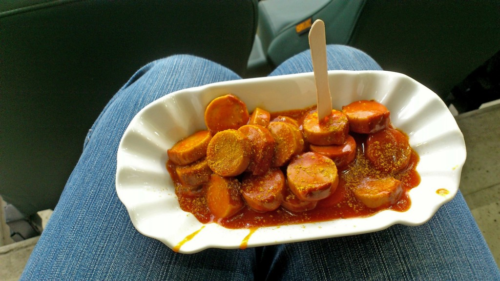 A Brief History Of Currywurst