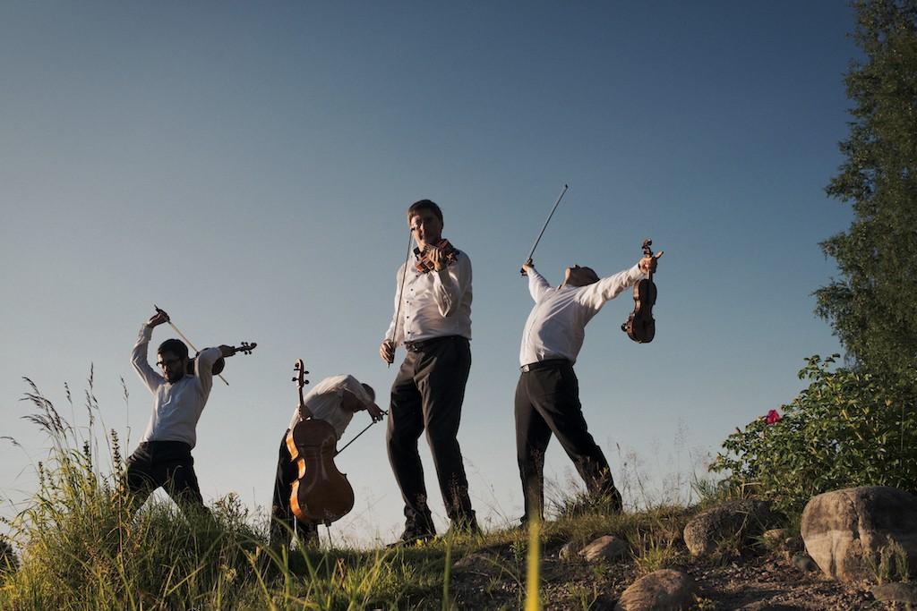 Danel Quartet   © Juuso Westelund/Kuhmo Chamber Music