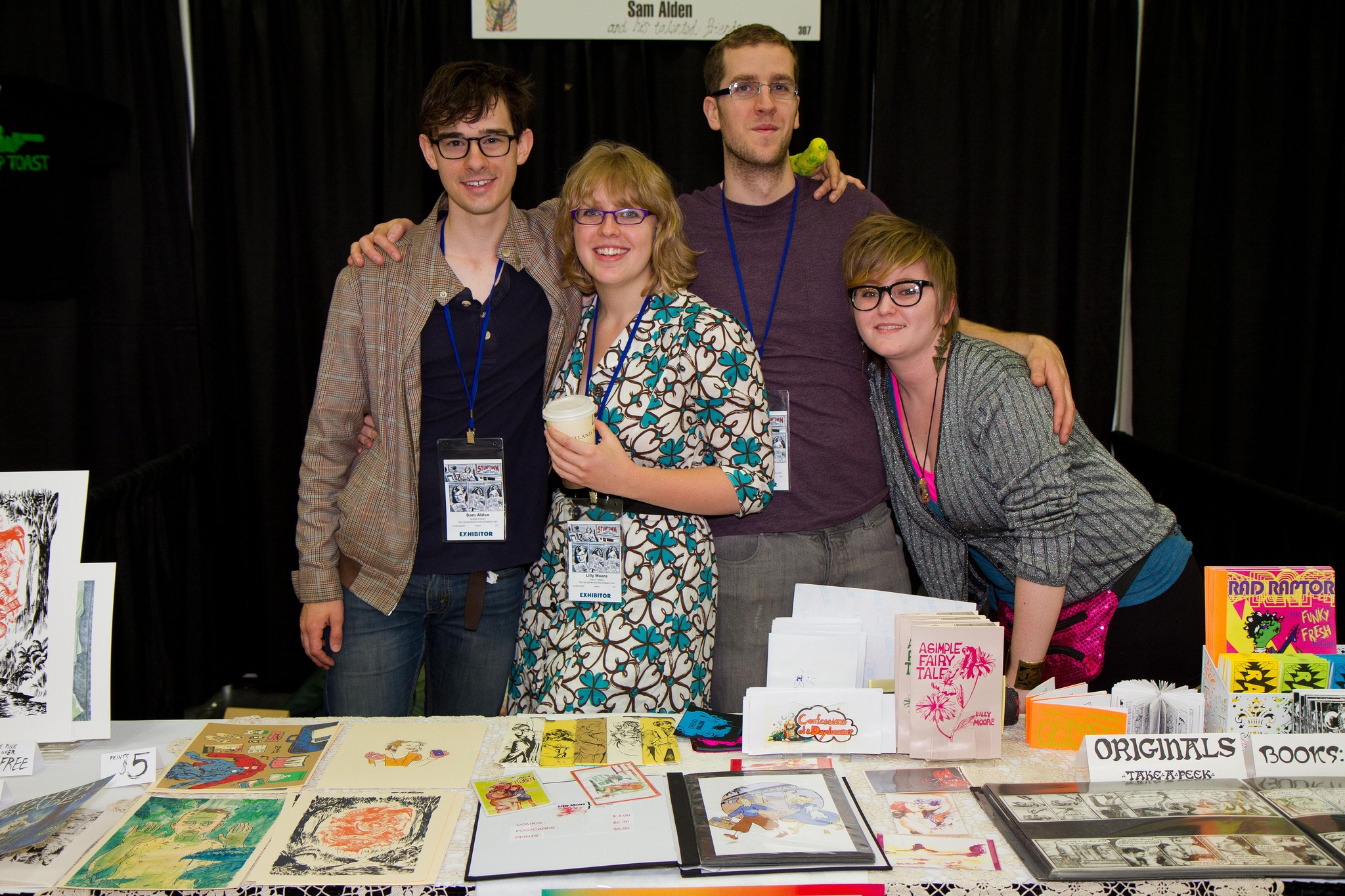 20120428IMG_1598-Stumptown Comics Fest © ocean Yamaha/Flickr.com