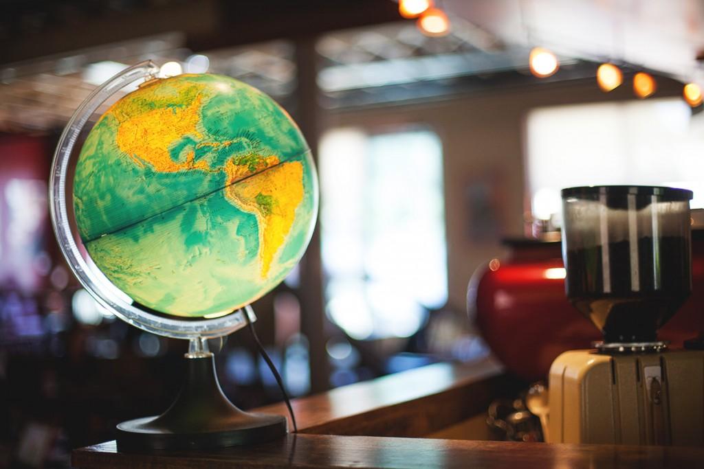 Inside Dominican Joe Coffee Shop | Courtesy of Jenni D.