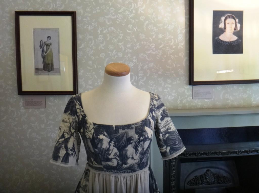 Fanny Brawne's Room, Keats House Museum