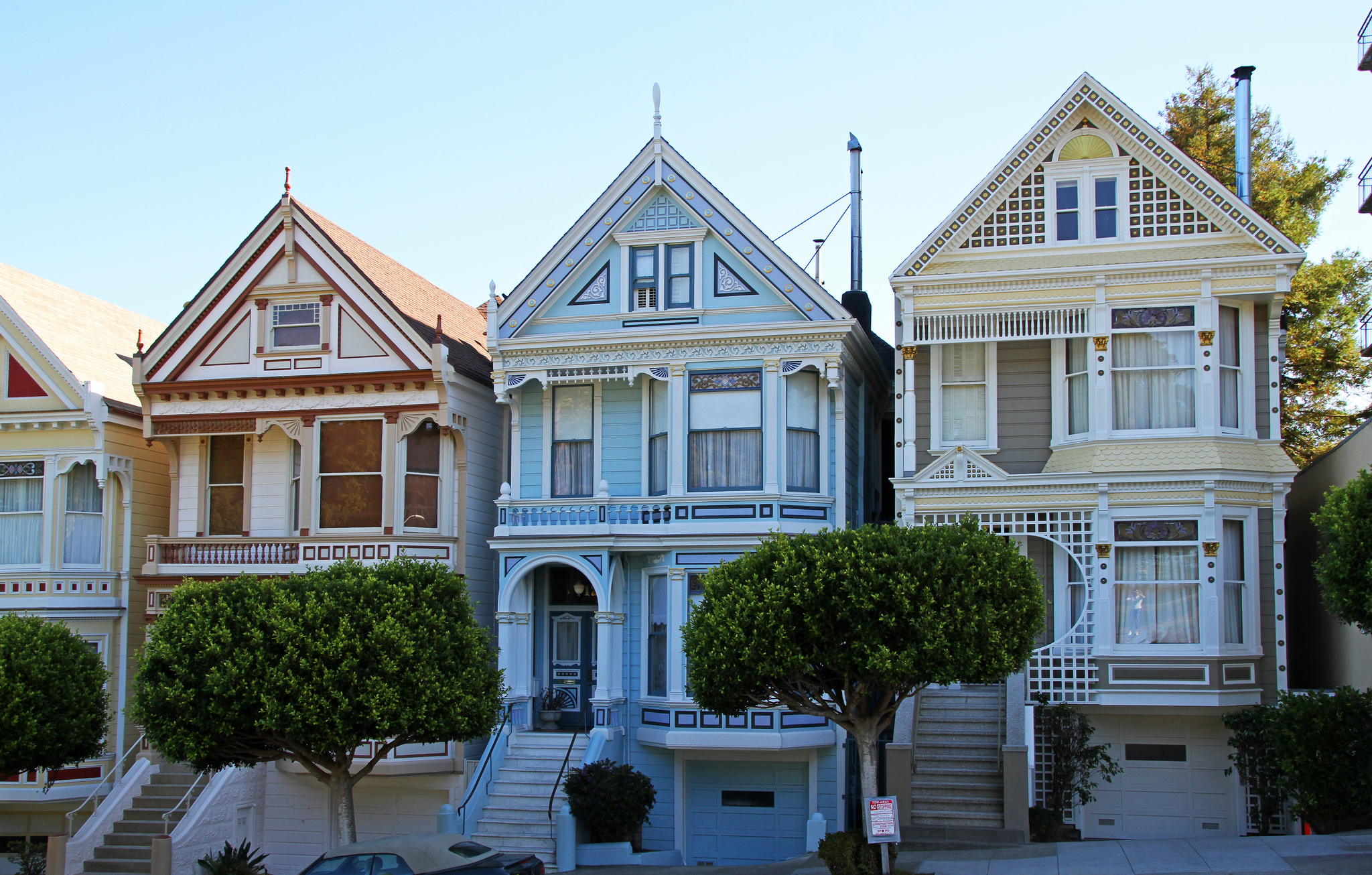 A Brief History Of Edwardian Homes In Sf And How To Spot Them