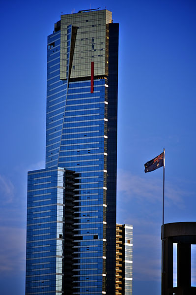Eureka_Tower_Australian_Flag
