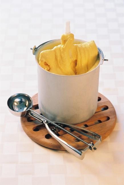 Mango ice-cream | Courtesy of Austin Macauley Publishers