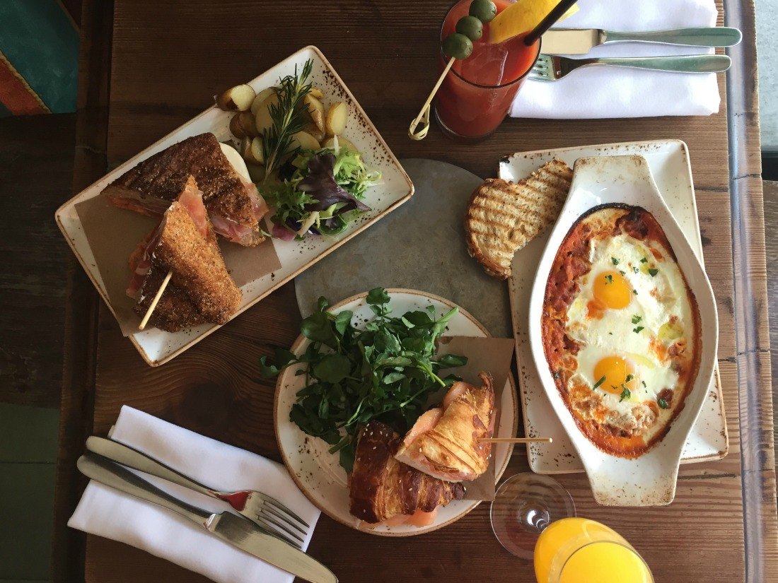 Felice 15 Gold Street brunch | Courtesy of Felice Gold Street