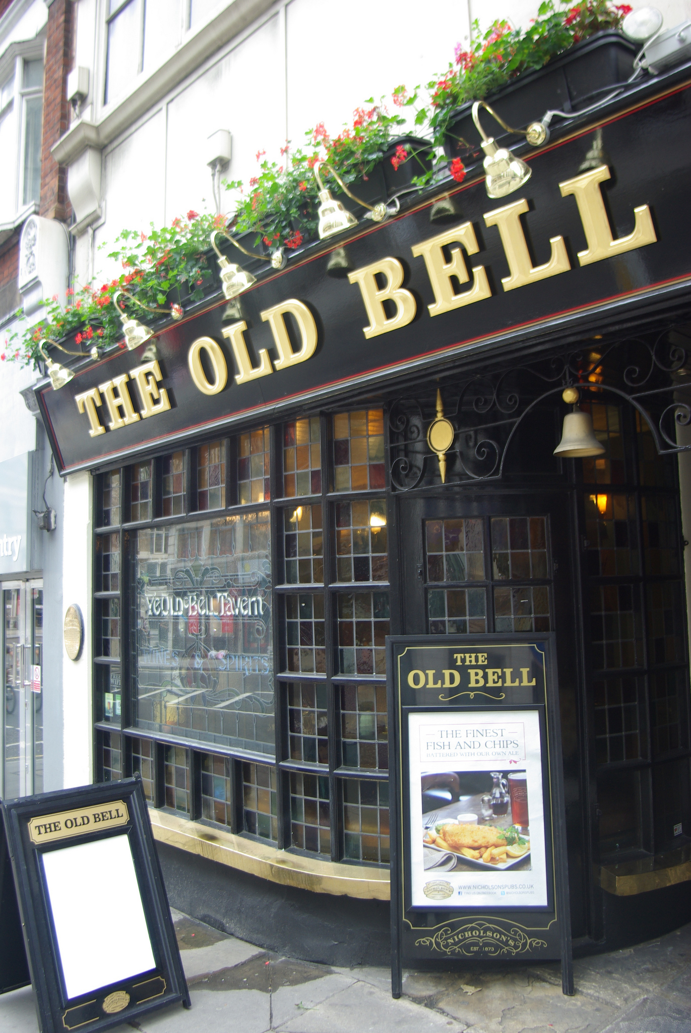 The Old Bell, Flickr, © Adam Bruderer