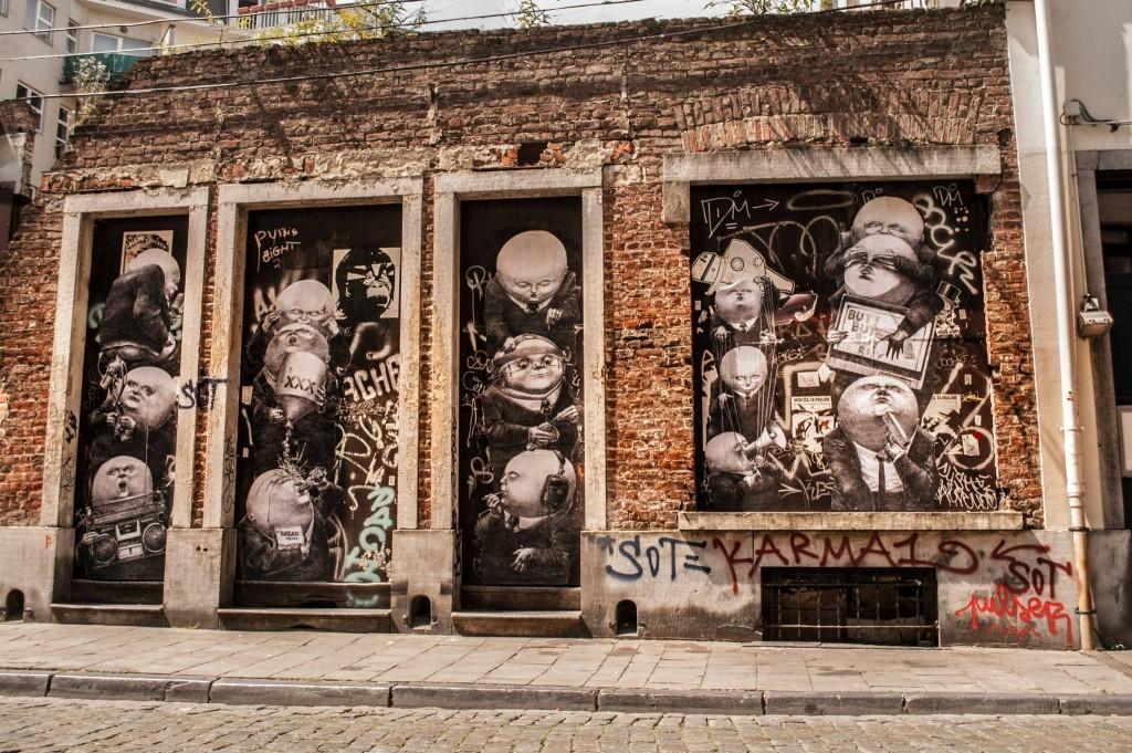 Street affiches | Courtesy of FSTN