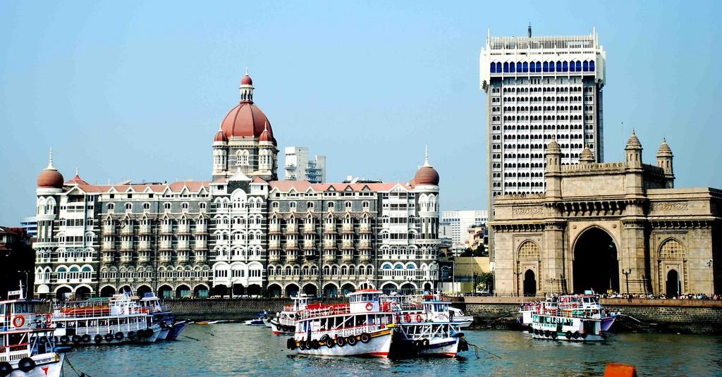 The History Of Mumbai S Taj Mahal Palace Hotel In 1 Minute