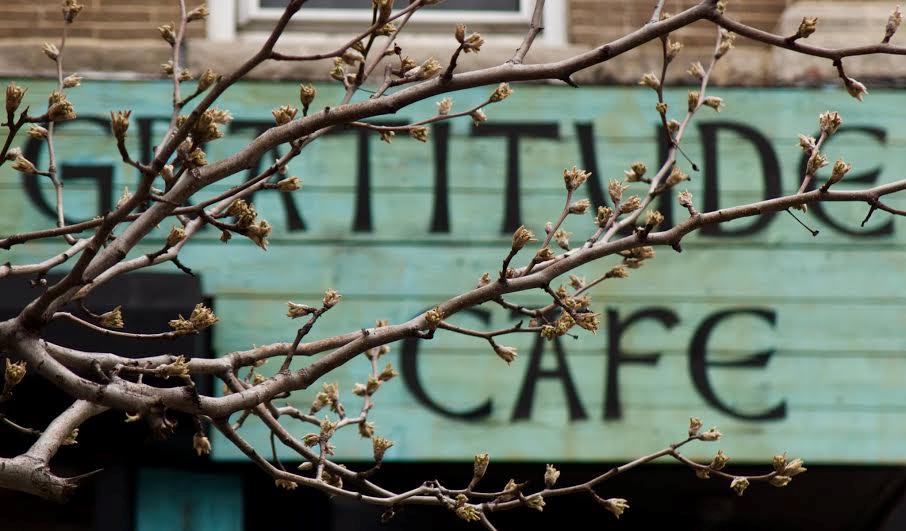 Gratitude Cafe | Image Courtesy of Gratitude Cafe