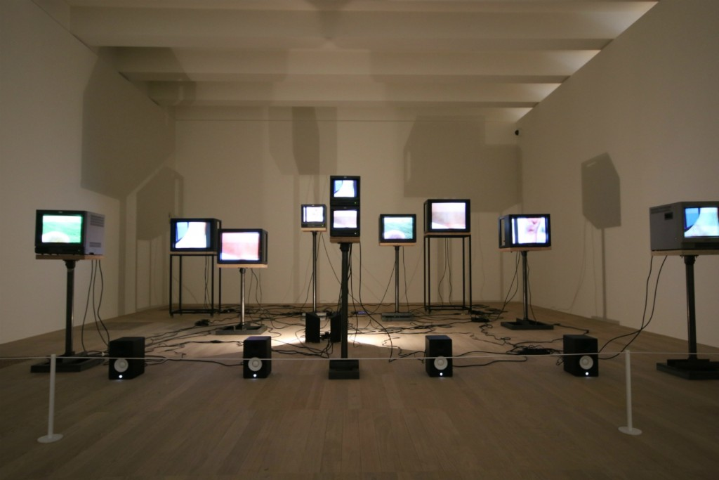 Installation in Switch House, Tate Modern | © Ellie Griffiths
