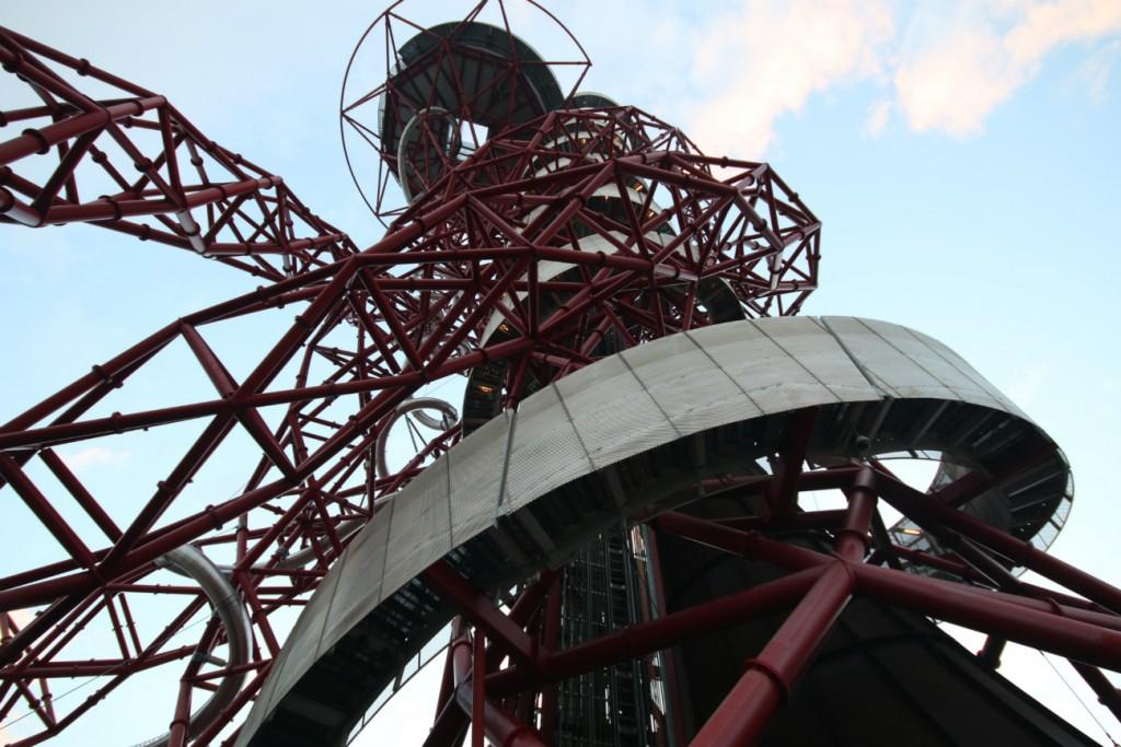 The Slide at ArcelorMittal Orbit | © Ellie Griffiths